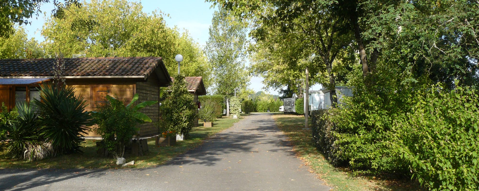 Bienvenue au camping Gascon le Luy